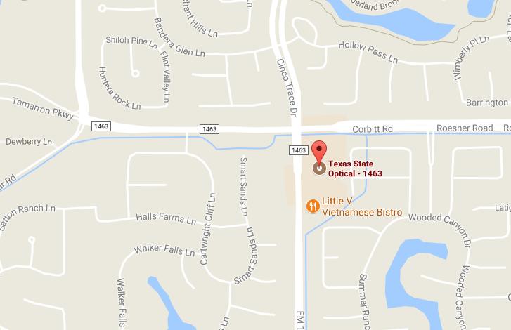 Katy, TX Eye Exams | Fulshear Optometrist | TSO 1463 In Katy, TX