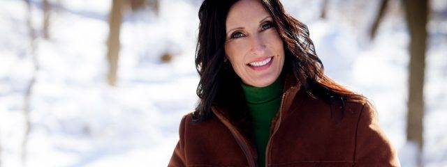 Middle Aged Woman Winter 1280x480 640x240