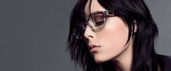 Optometrist, woman Boss designer frame in West Lebanon, NH