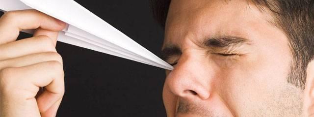 Eye care, man stuck something in his eyes in West Lebanon, NH