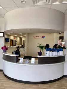 Kudo Care front desk