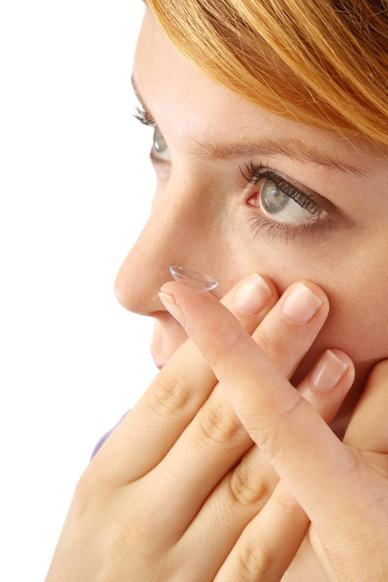 scleral contact lenses Raleigh, NC