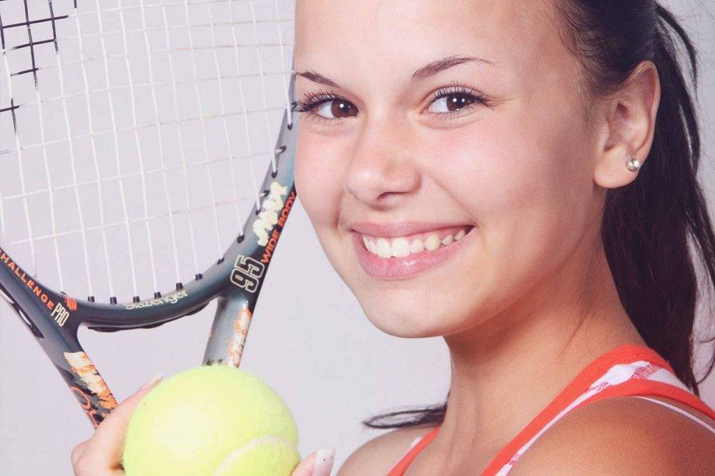 tennis sports vision performance enhancement in Los Angeles and San Diego
