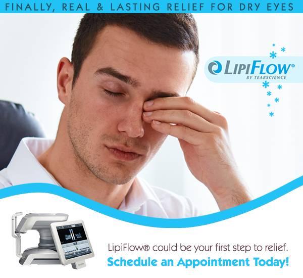 dry eye lipiflow