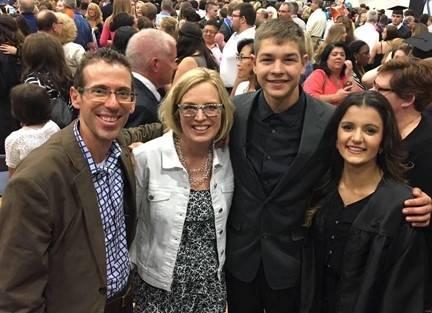 Dr Wellik family