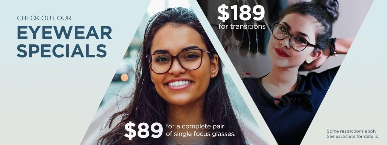 Eyewear Special Slideshow