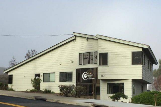 Optometrist, our office in Los Osos, CA