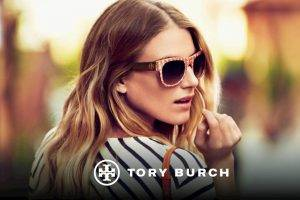 Optometrist, woman wearing Tory Burch sunglasses in Copperas Cove, TX