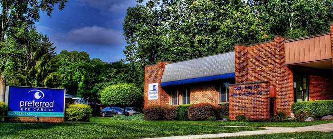 Preferred Eye Care Clinic in Marion, IN, Eye care in Marion, IN