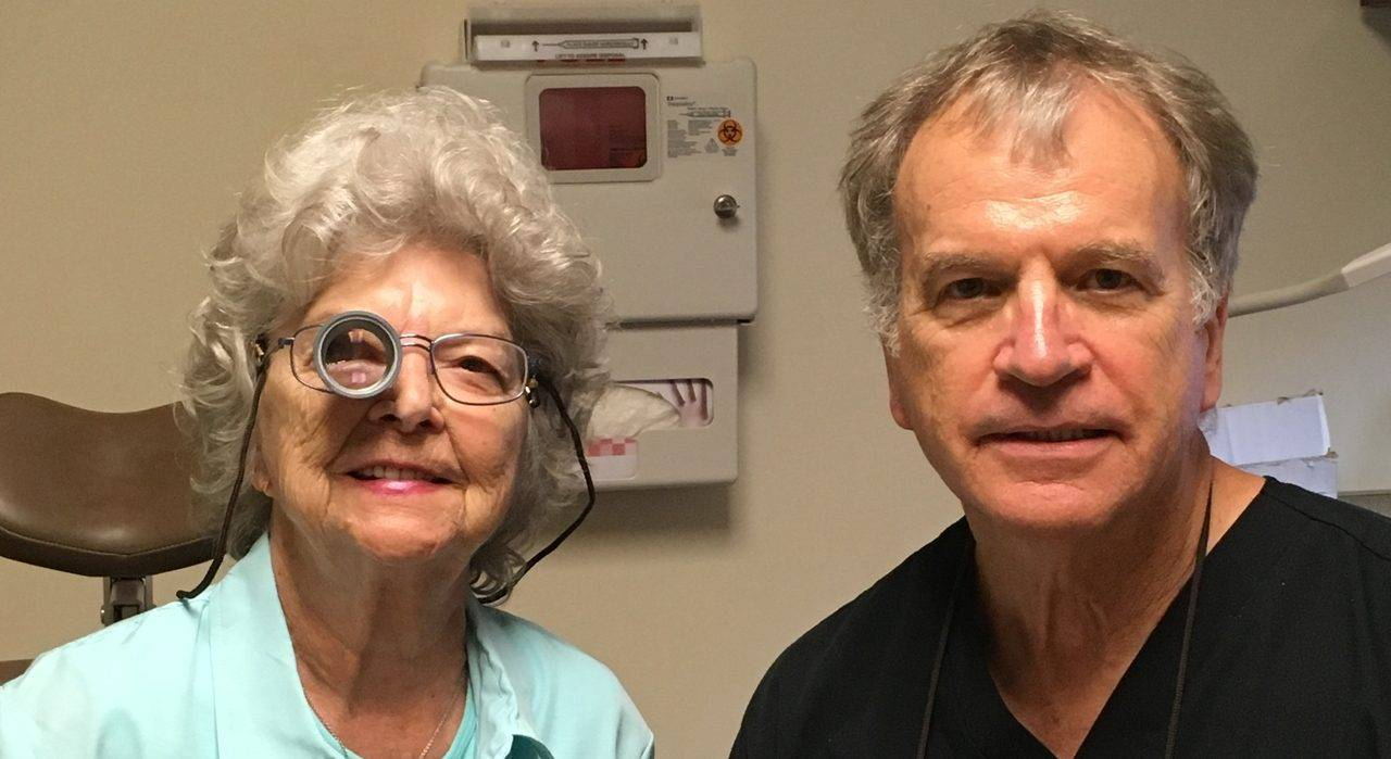low vision center in Gulfport,MS