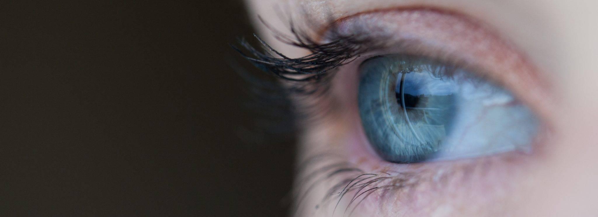 cornea blue iris1