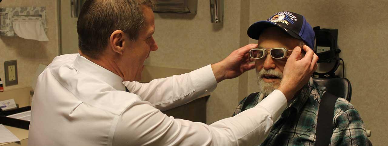 macular degeneration at suburban eye care