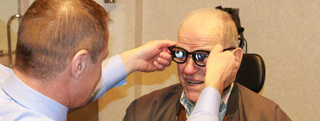 how to cope with vision lose at suburban eye care