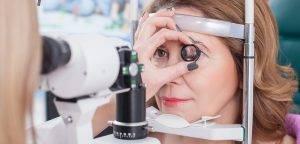 emergency eye exam in Morrisville NC