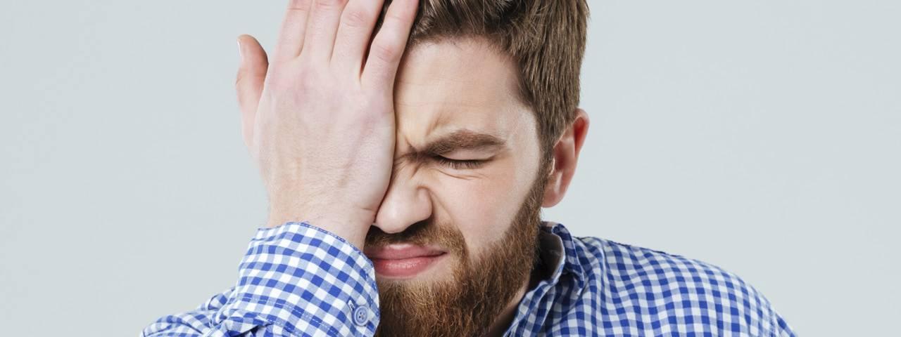 dry eye syndrome versus allergies image