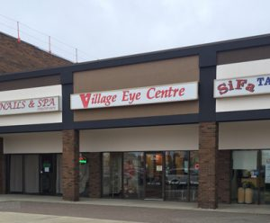 eye care Edmonton, AB