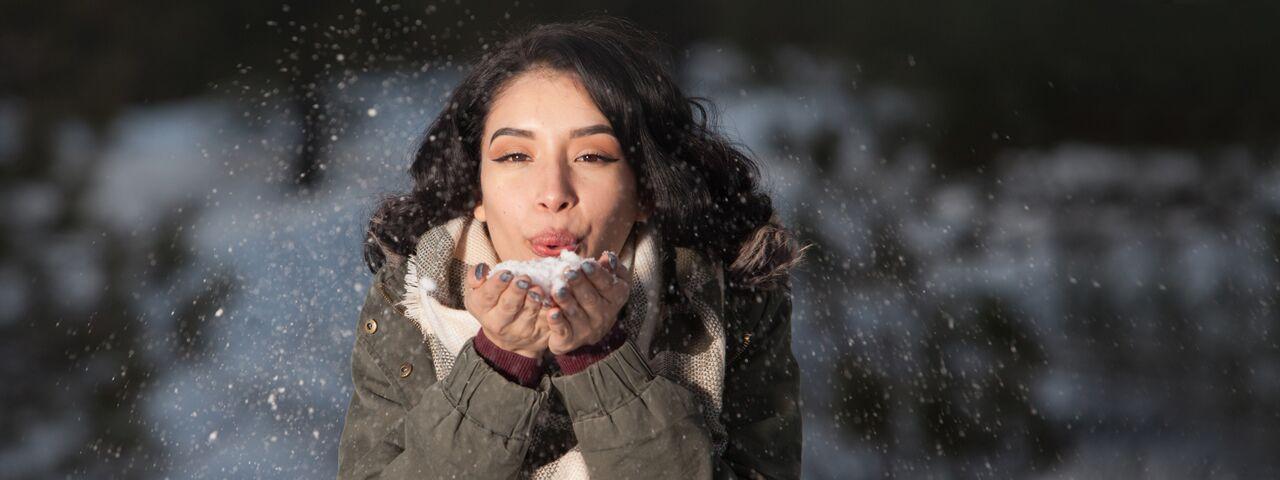 winter eye safety in Athens, GA