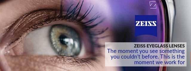 optometrist, zeiss eyeglass lenses in Athens, GA