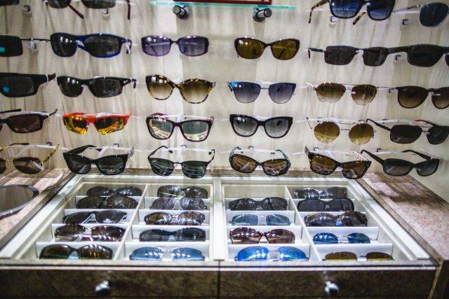 Designer Sunglasses at Indian Mound Eye Clinic in Heath, Ohio