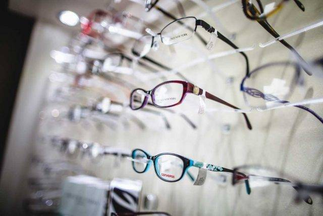 Designer Frames at Indian Mound Eye Clinic in Health, Ohio