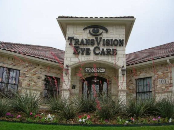 transvision eye care dallas office