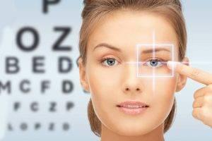 eye-chart-caucasian-woman-300x200