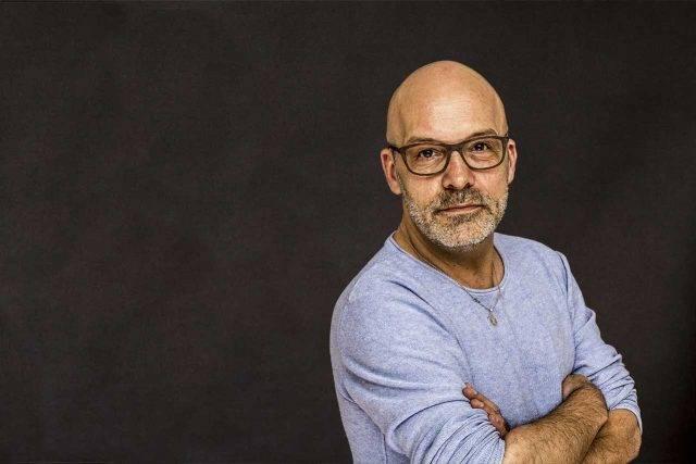 eye doctor, Man wearing glasses after LASIK surgery in Tulsa, OK
