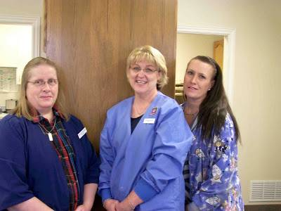 friendly staff vision center