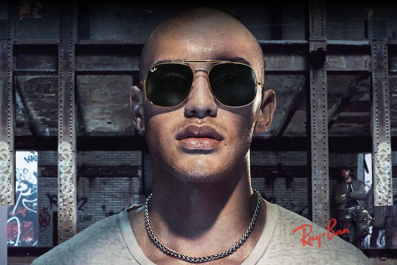 BB Hero RayBan brand glasses 1280x853