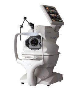 3D OCT-1 Maestro Eye Exam