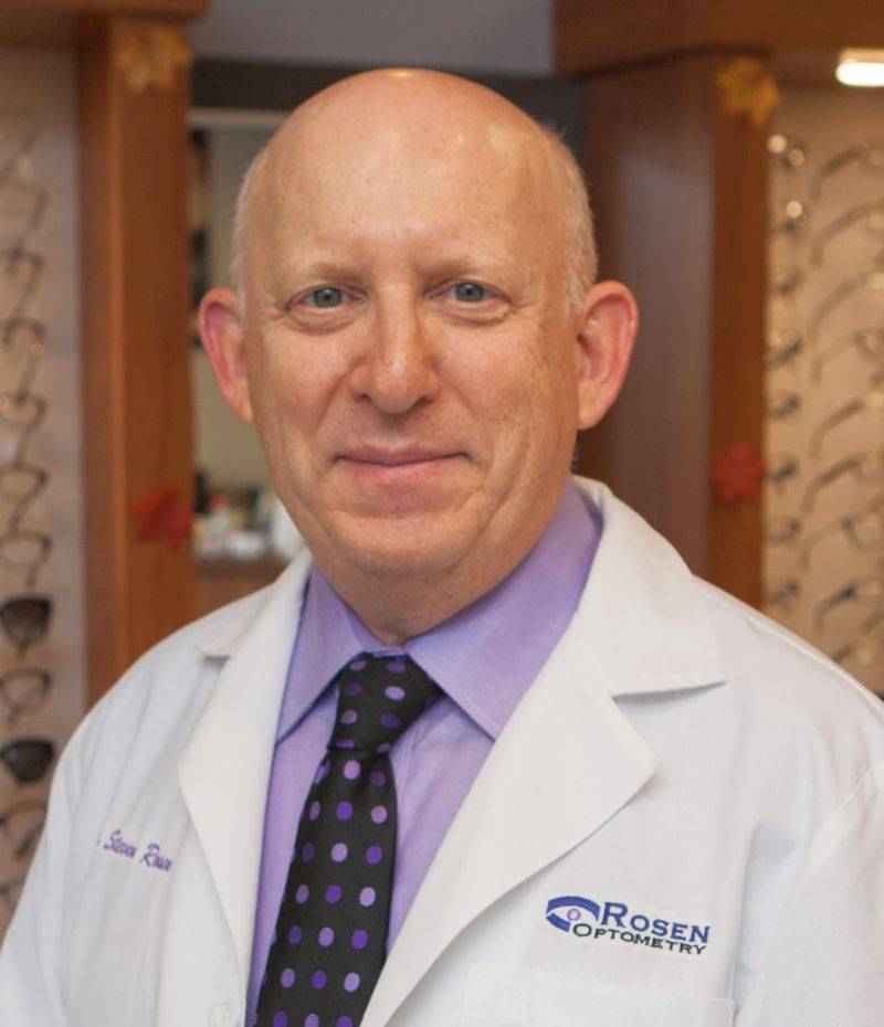 Dr Rosen dry eye doctor st. louis