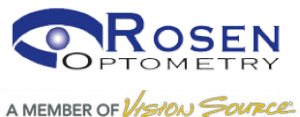 Rosen Optometry, member of Vision Source - Logo