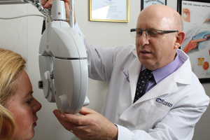 South St. Louis eye doctor