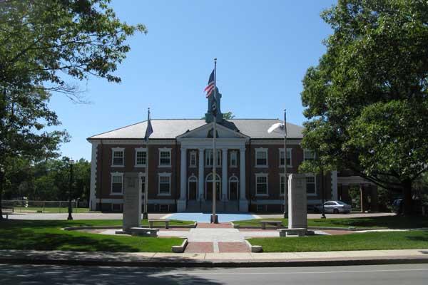 Braintree Town Hall, MA