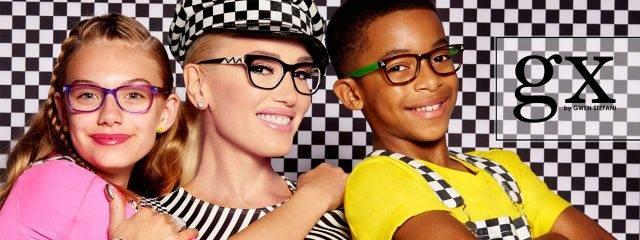 Optometrist, kids wearing Kid's Optical eyeglasses in Houston, Kingwood, Conroe, TX