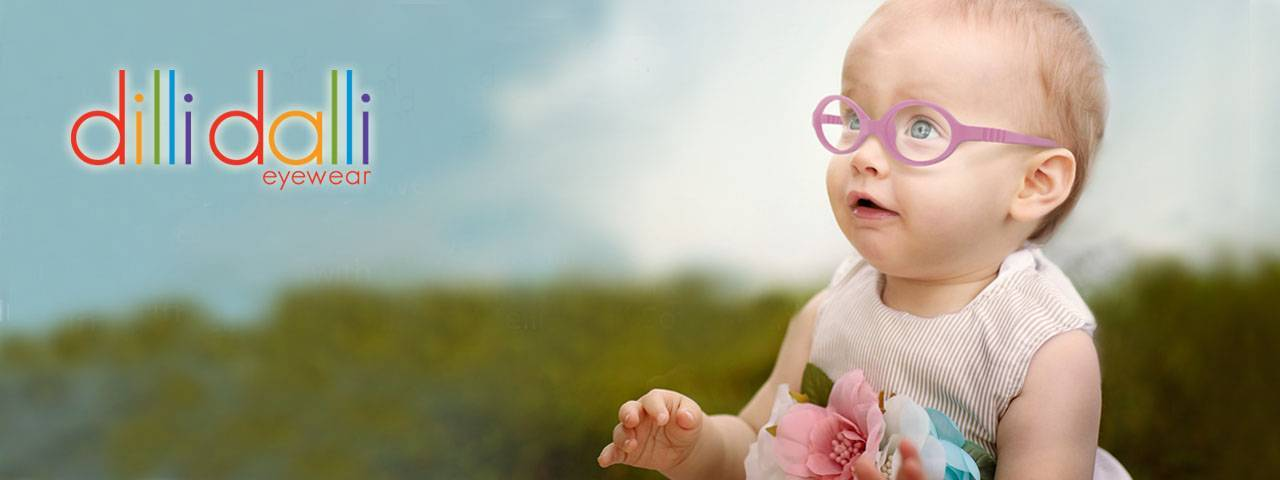 dillidalli eyewear for young patients in Jacksonville