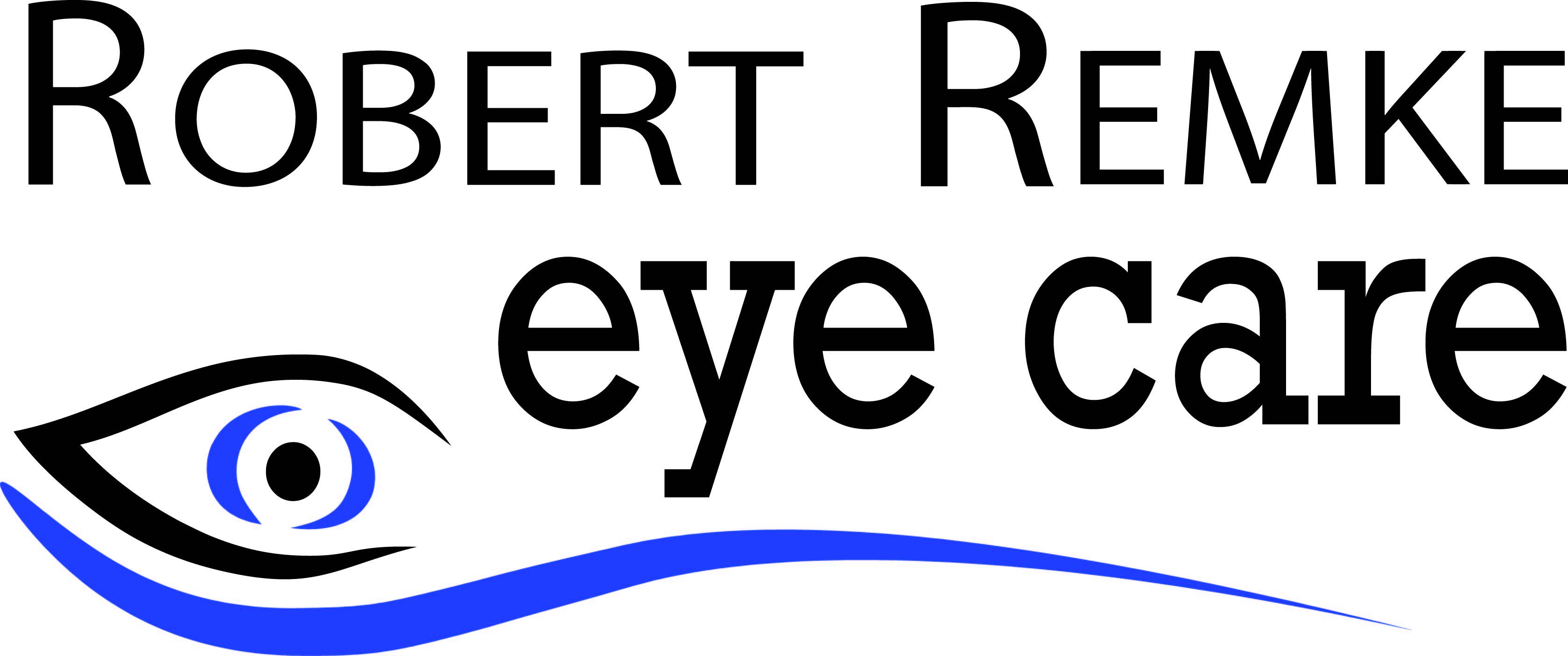 Robert Remke Eye Care logo