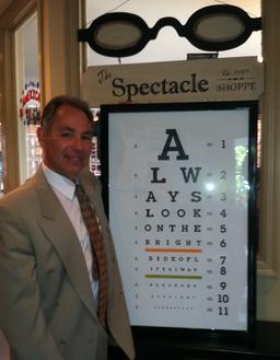 Dr Ronald Cauchard Providing Eye Exams in Wyckoff, NJ!