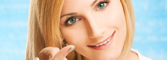 Gas Permeable (GP) Contact Lenses in Forney, TX