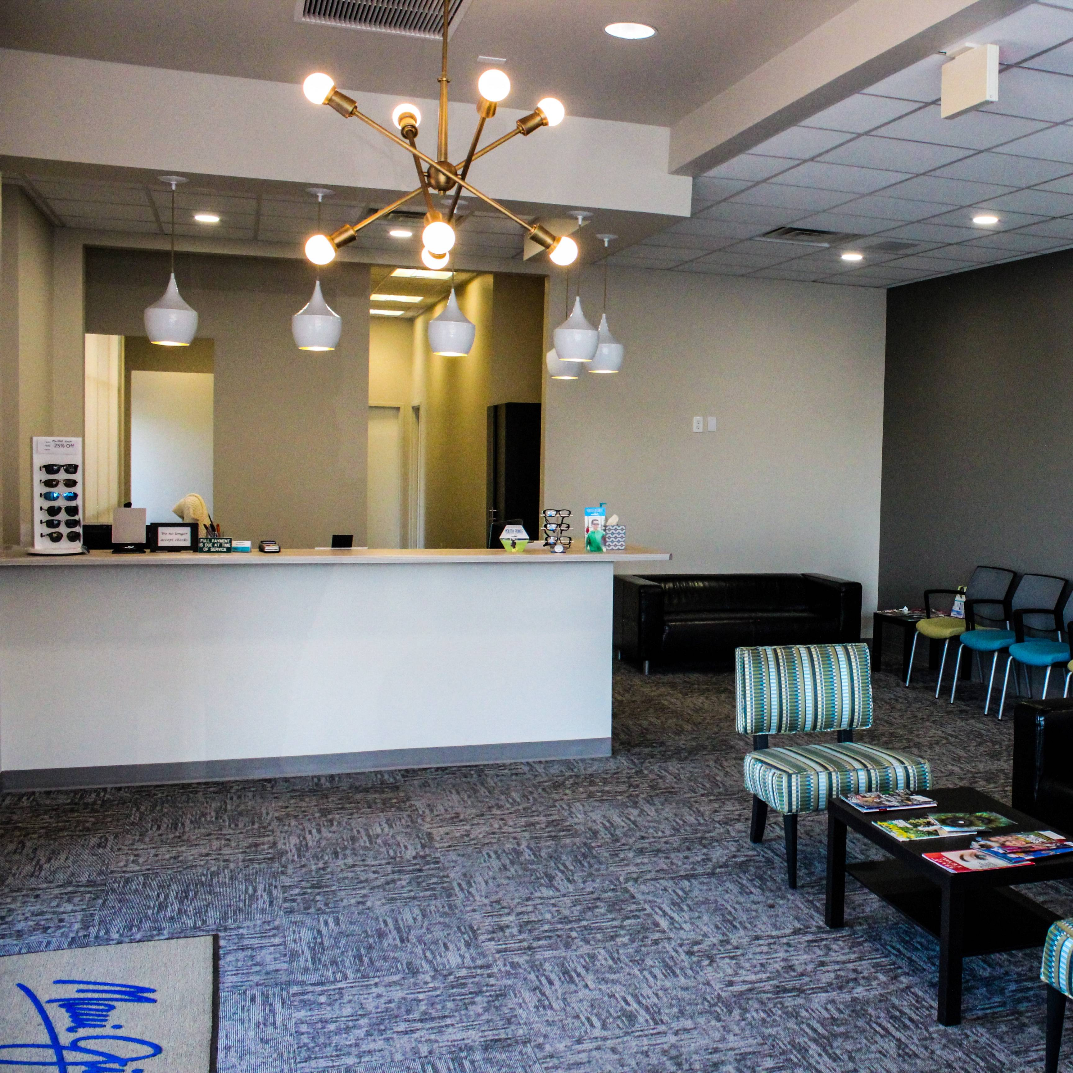 Mountain West Eyecare interior