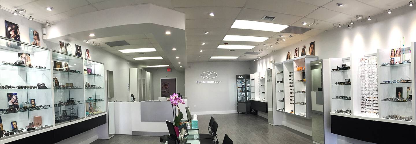 Eye Care and Eye Doctors at BenNissan Eyes in North Miami Beach, Florida