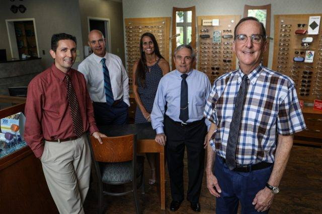 Wilson Eye Center new docs