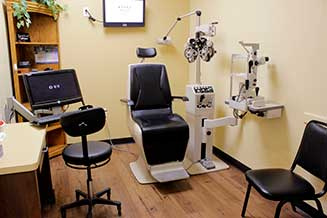 eye exam san antonio