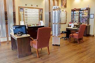 eyeglasses contact lenses san antonio