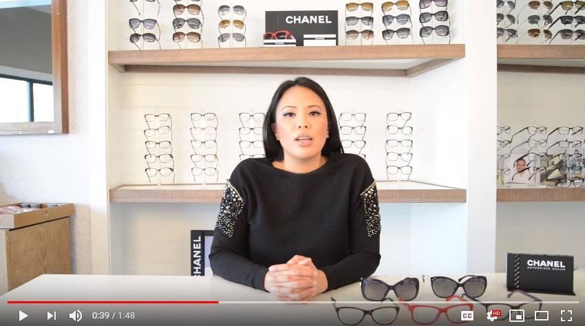 Chanel eye glasses in Redondo Beach