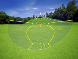 The Golfer lenses