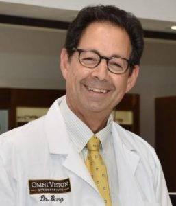Optometrist, Dr. Burg - Philadelphia, PA