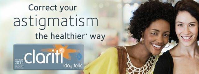 Toric Contact Lenses for Astigmatism in Philadelphia, PA