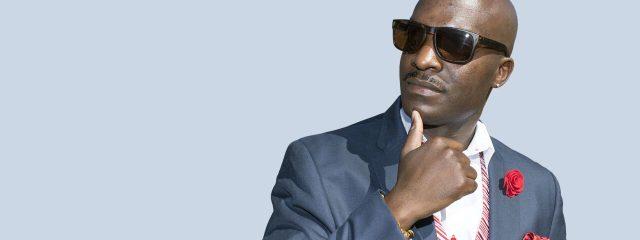 Eye Doctor, Man Wearing Cartier Eyeglasses in Philadelphia, PA,