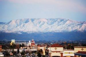 Murrieta mountains